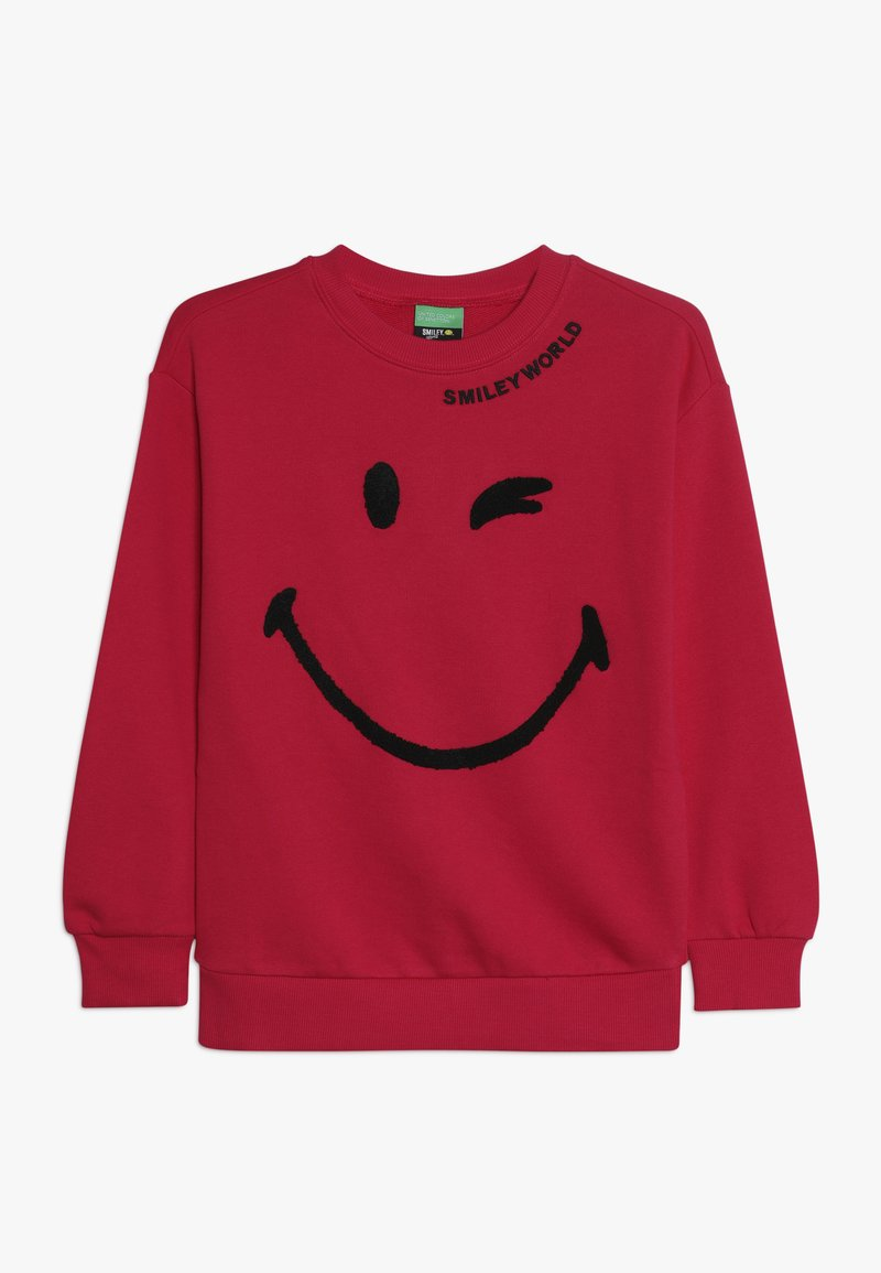 Benetton - CLOSED - Sweatshirt - pink