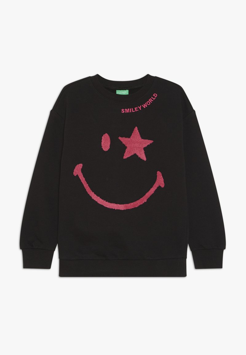 Benetton - CLOSED - Sweatshirt - black