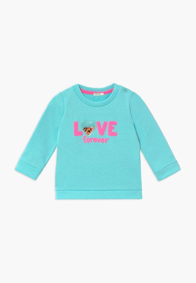 BABY  - Sweatshirt - turquoise