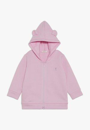 HOOD BABY - Bluza rozpinana - light pink