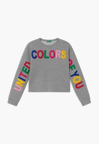 Benetton - Sudadera - grey - 0