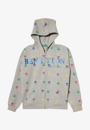 HOOD - Zip-up hoodie - grey