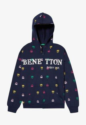 HOOD - Zip-up hoodie - dark blue