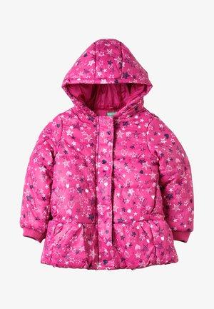 JACKET - Zimní bunda - pink