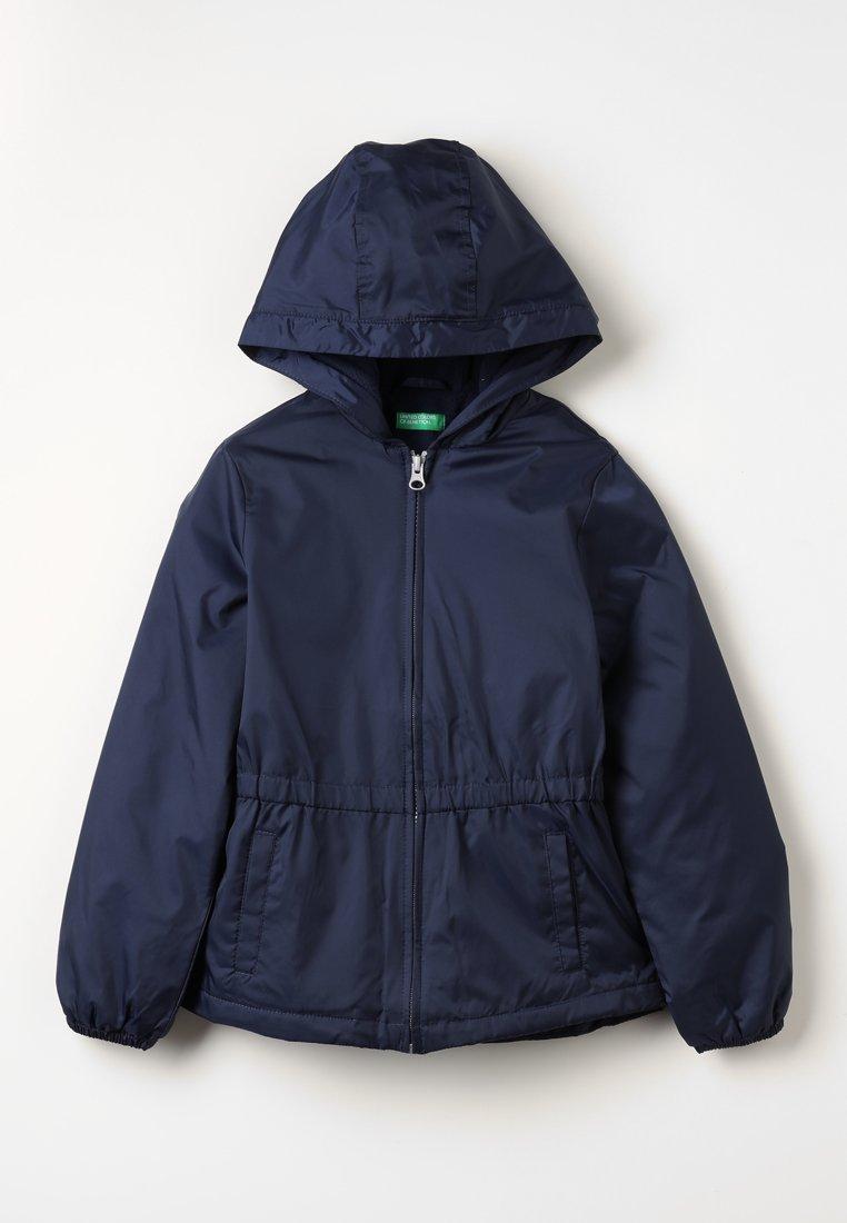 Benetton - JACKET - Chaqueta de entretiempo - dark blue