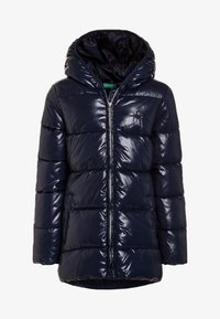 Benetton - Winterjas - dark blue - 0