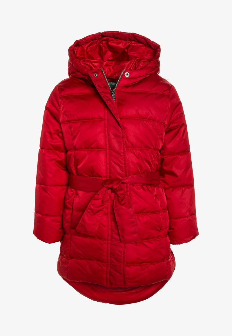 Benetton - HEAVY - Veste d'hiver - red