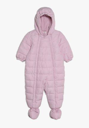 OVERALL BABY - Lyžařská kombinéza - pink