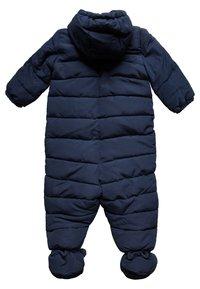 Benetton - OVERALL BABY - Mono para la nieve - dark blue - 1