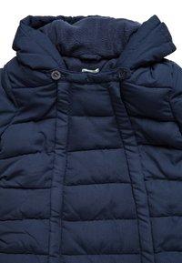Benetton - OVERALL BABY - Mono para la nieve - dark blue - 4