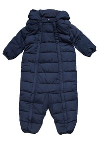 Benetton - OVERALL BABY - Mono para la nieve - dark blue - 2