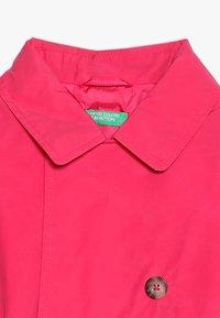 Benetton - Trenčkot - pink - 4