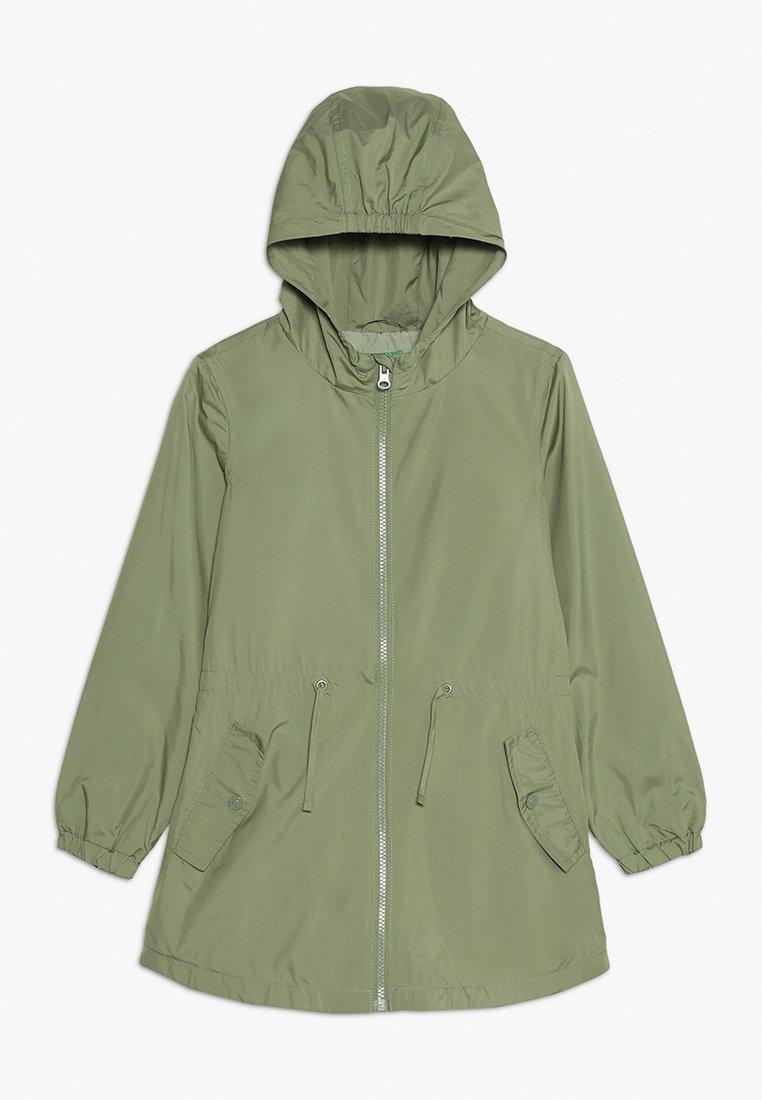 Benetton - JACKET - Übergangsjacke - khaki