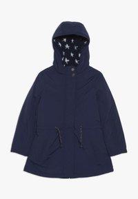 Benetton - JACKET - Płaszcz zimowy - dark blue - 0