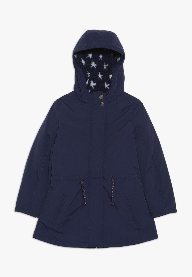 Benetton - JACKET - Płaszcz zimowy - dark blue