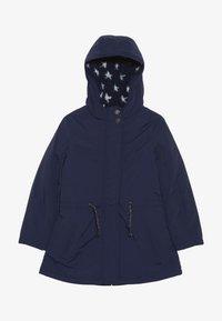 Benetton - JACKET - Płaszcz zimowy - dark blue - 2