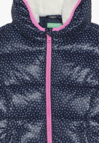 Benetton - JACKET - Winterjacke - dark blue - 4