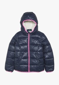 Benetton - JACKET - Winterjacke - dark blue - 0