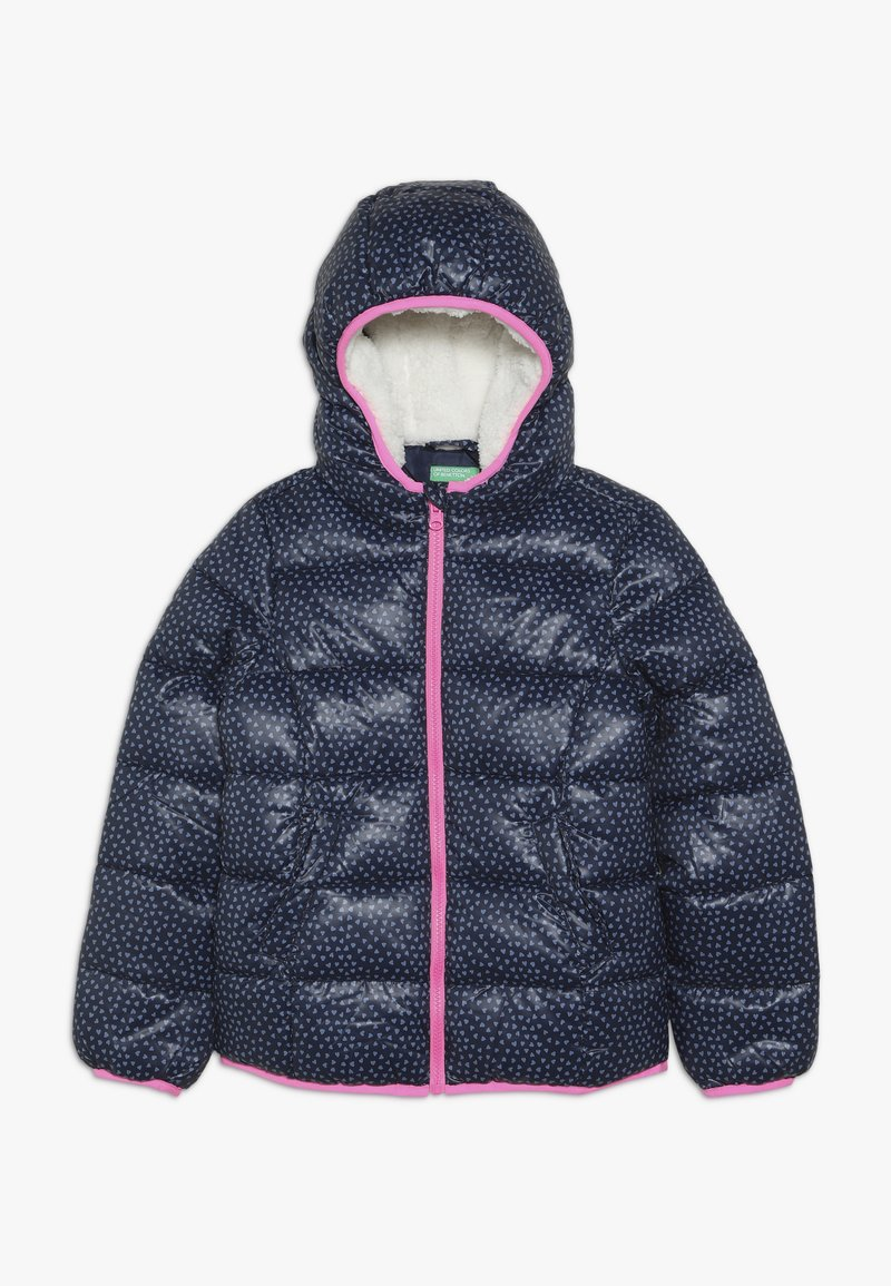 Benetton - JACKET - Winterjacke - dark blue