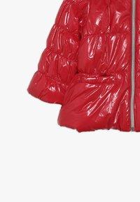 Benetton - JACKET - Winter jacket - red - 4