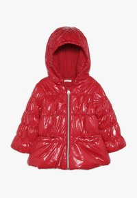 Benetton - JACKET - Winter jacket - red - 0