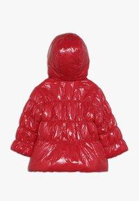 Benetton - JACKET - Winter jacket - red - 1