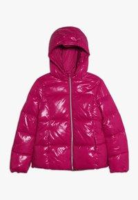 Benetton - JACKET - Winter jacket - pink - 0
