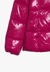 Benetton - JACKET - Winter jacket - pink - 2