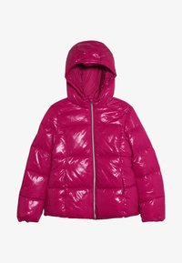 Benetton - JACKET - Winter jacket - pink - 3