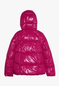 Benetton - JACKET - Winter jacket - pink - 1