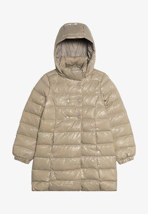 JACKET - Kabát zprachového peří - beige