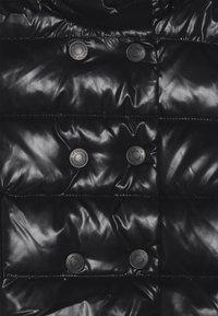 Benetton - JACKET - Down coat - black - 4