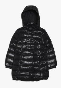 Benetton - JACKET - Down coat - black - 0