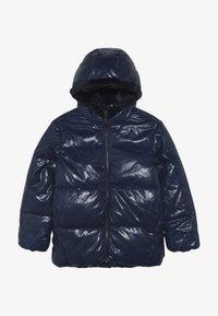 Benetton - JACKET - Chaqueta de invierno - dark blue - 3