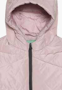 Benetton - Winterjas - light pink - 4