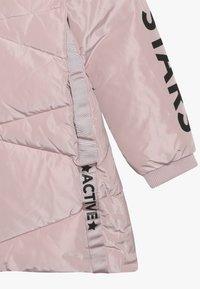 Benetton - Zimní kabát - light pink - 2