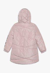 Benetton - Zimní kabát - light pink - 1