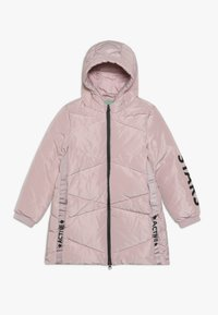 Benetton - Winterjas - light pink - 0