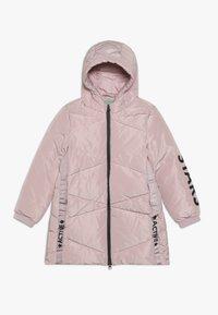 Benetton - Zimní kabát - light pink - 0