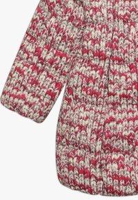 Benetton - Winter coat - pink - 3