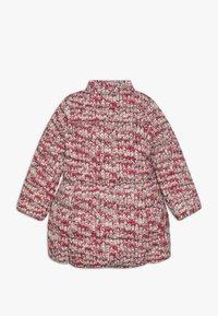 Benetton - Winter coat - pink - 2