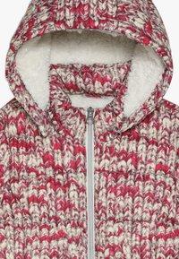 Benetton - Winter coat - pink - 5