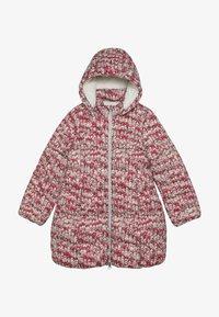 Benetton - Winter coat - pink - 4