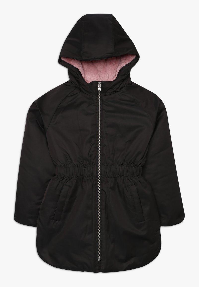 Benetton - Cappotto invernale - black