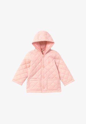 Lehká bunda - light pink