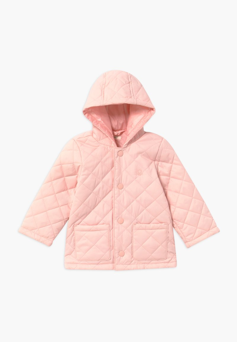 Benetton - Jas - light pink