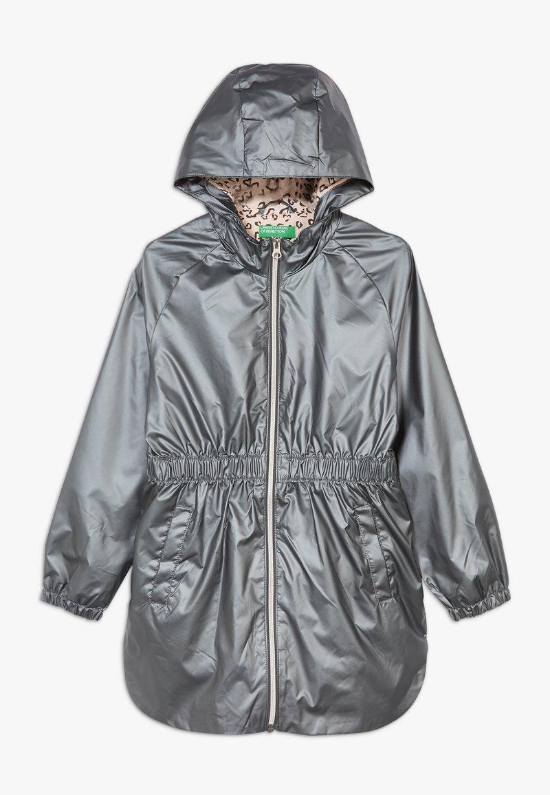 Benetton - Übergangsjacke - dark grey