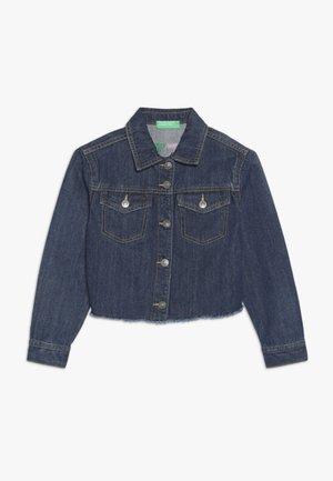 JACKET - Giacca di jeans - blue denim