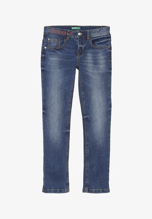TROUSERS - Jeans slim fit - blue