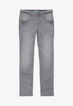 TROUSERS - Jeans Slim Fit - grey